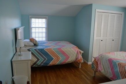 West Yarmouth Cape Cod vacation rental - 2nd floor bedroom-1 double and 1 twin bed