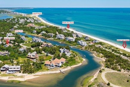West Yarmouth Cape Cod vacation rental - Short walk to beautiful private beaches