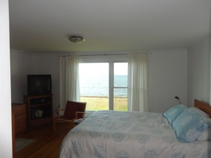 Hyannis Cape Cod vacation rental - 1st floor master bedroom with private bath