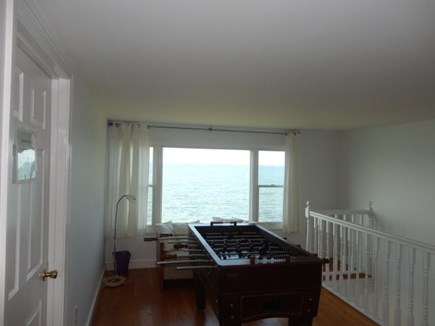 Hyannis Cape Cod vacation rental - Game area with foosball