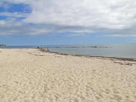 Falmouth Cape Cod vacation rental - Beautiful Surf Dr Beach is just 3/10 mile away on Nantucket Sound