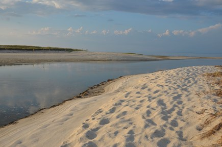 Brewster Cape Cod vacation rental - Paine's Creek beach, a short walk away.