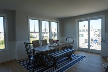 Falmouth Cape Cod vacation rental - Dining Room off kitchen