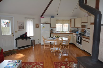 Orleans Cape Cod vacation rental - Kitchen and dining area.