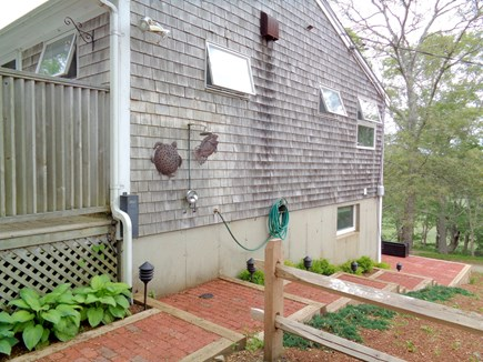 Wellfleet Cape Cod vacation rental - Outdoor Shower With Hot And Cold Water