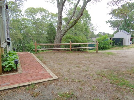 Wellfleet Cape Cod vacation rental - Parking