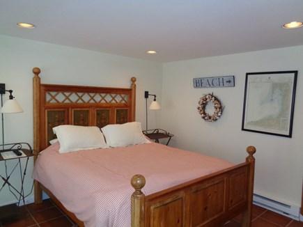 Wellfleet Cape Cod vacation rental - Queen Bed On Bottom Floor