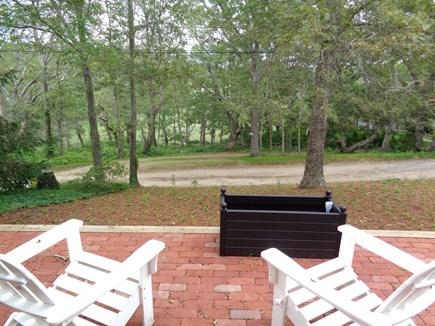Wellfleet Cape Cod vacation rental - Relax & watch Blackfish Creek on this quiet, country lane.