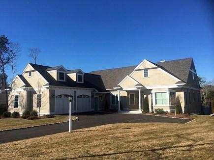 New Seabury, Mashpee New Seabury vacation rental - Front of home on Dutchman's Path cul-de-sac
