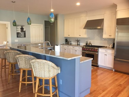New Seabury, Mashpee New Seabury vacation rental - Kitchen island