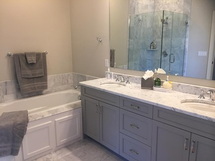 New Seabury, Mashpee New Seabury vacation rental - Master bathroom
