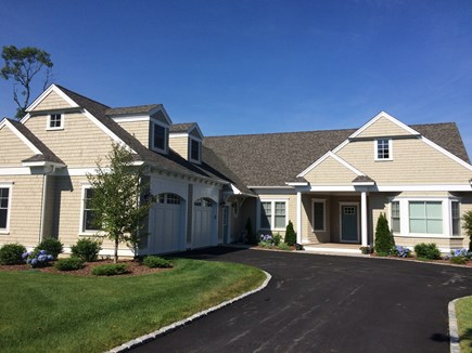 New Seabury, Mashpee New Seabury vacation rental - Front of home on Dutchman's Path cul-de-sac