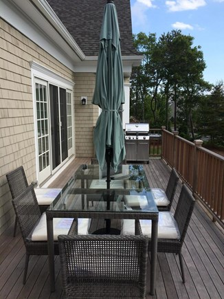 New Seabury, Mashpee New Seabury vacation rental - Deck