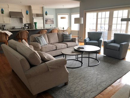 New Seabury, Mashpee New Seabury vacation rental - Spacious living room