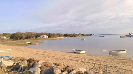 Orleans Cape Cod vacation rental - Walk less than three minutes to the private beach.