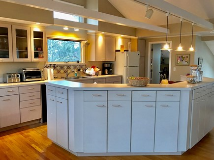 Wellfleet Cape Cod vacation rental - Large open sunny kitchen