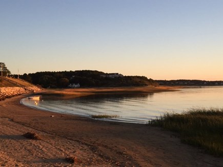 Wellfleet Cape Cod vacation rental - Our beach, a 3 minute walk from the house
