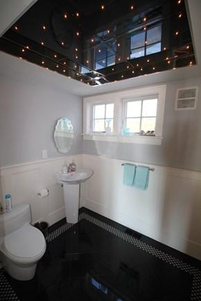 Harwich Cape Cod vacation rental - Half bath, main level.