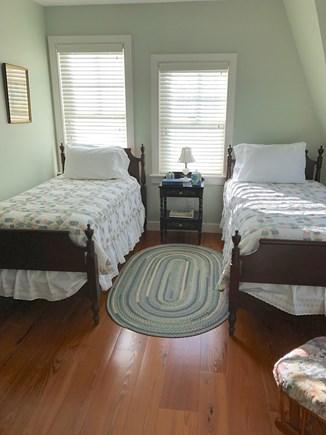 Harwich Cape Cod vacation rental - Twin bedroom, upper level.