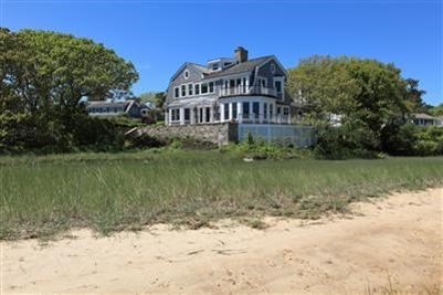 Harwich Cape Cod vacation rental - Small sandy private beach is just steps from your door.