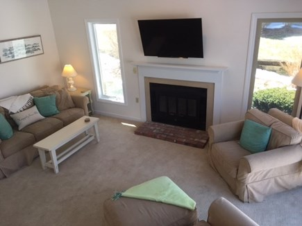 Brewster Cape Cod vacation rental - Spacious living room area