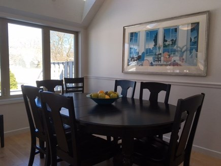 Brewster Cape Cod vacation rental - Plenty of space for the whole family to enjoy dinner