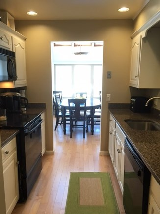 Brewster Cape Cod vacation rental - Updated kitchen awaits the chef in you