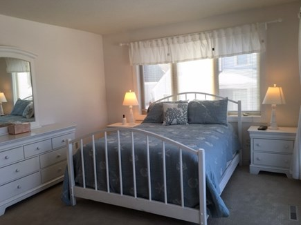 Brewster Cape Cod vacation rental - Large bedroom with lots of natural light