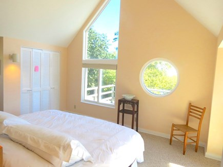 Chatham Cape Cod vacation rental - King BR in guest house.