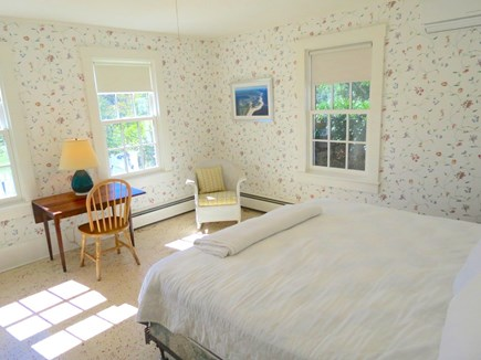 Chatham Cape Cod vacation rental - Second main house king BR.  3 kings, 10 twins in 8 BRs in total.