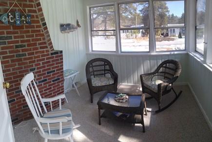 Dennisport Cape Cod vacation rental - Sunroom