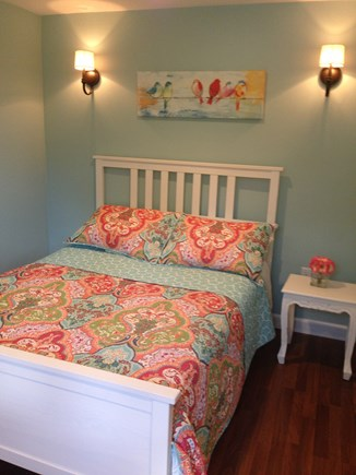 Falmouth Cape Cod vacation rental - Charming full size bed