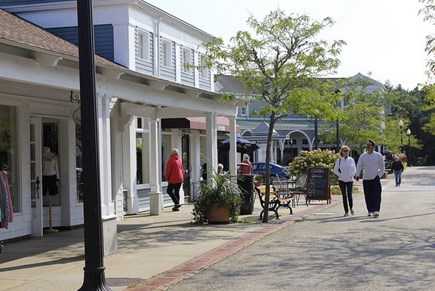 Falmouth Cape Cod vacation rental - Boutique shopping and fine dining at Mashpee Commons