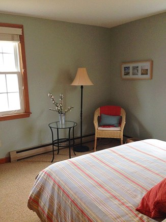 Falmouth Cape Cod vacation rental - Master bedroom with bath, Queen bed