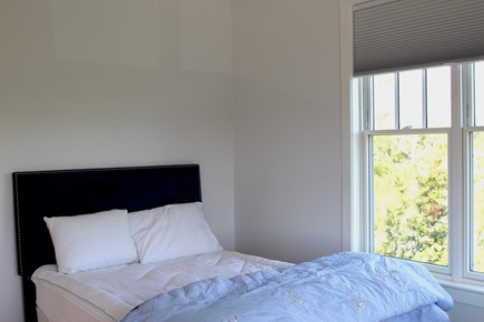 Truro Cape Cod vacation rental - Upper level bedroom with double bed