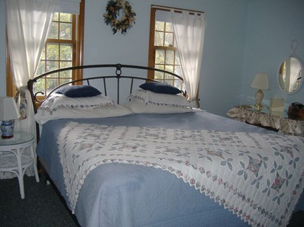 Hyannis Cape Cod vacation rental - Second floor king size pillow top bed with direct access to bath