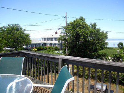 Brewster Cape Cod vacation rental - Upper Deck ocean view