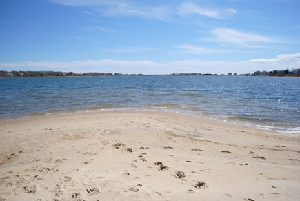 Falmouth, Maravista Cape Cod vacation rental - Walk one street over to Great Pond, kayak, picnic, or swim