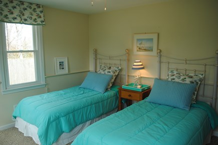 Falmouth, Maravista Cape Cod vacation rental - Twin first floor bedroom, sunny and bright!