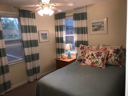 Falmouth, Maravista Cape Cod vacation rental - Full bedroom on the first floor next to a full bath.