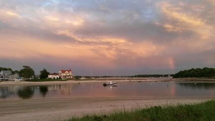 Onset MA vacation rental - Beautiful Onset Bay Sunset!