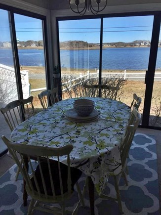 West Yarmouth on Lewis Bay Cape Cod vacation rental - Dining Room