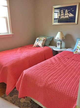 West Yarmouth on Lewis Bay Cape Cod vacation rental - Twin Bedroom