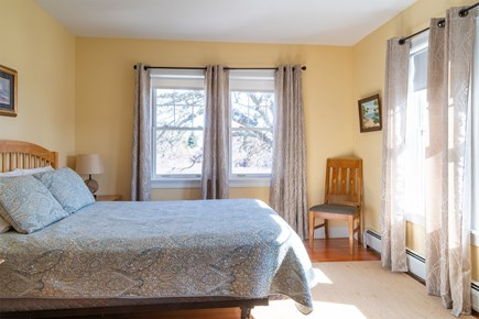 Chatham Cape Cod vacation rental - First floor bedroom with queen size bed