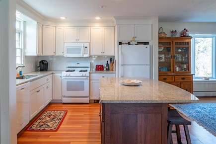 Chatham Cape Cod vacation rental - Kitchen with granite counters