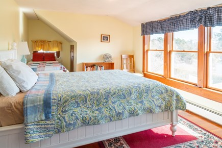 Chatham Cape Cod vacation rental - Second floor bedroom with queen and 1 twin bed