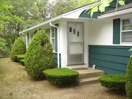 Eastham Cape Cod vacation rental - Entrance area