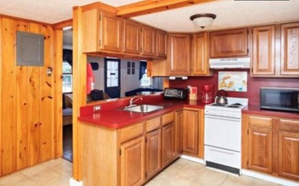 Dennis Port Cape Cod vacation rental - Kitchen at the cottage