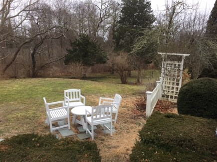 Dennis Cape Cod vacation rental - Back Yard