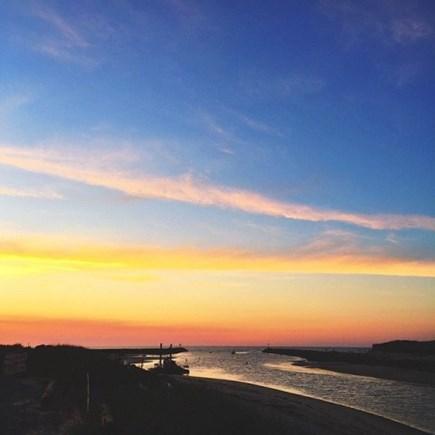 Dennis Cape Cod vacation rental - Bayside Sunset